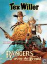 Strips - Tex Willer - Rangers over de grens!