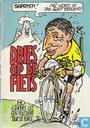 Dries op de fiets