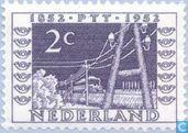 Centenary First Dutch Stamp