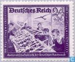 Postage Stamps - German Empire - Companionship German postal