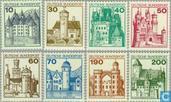 Briefmarken - Deutschland [DEU] - Burgen und Schlösser