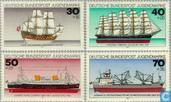 Briefmarken - Deutschland [DEU] - Schiffe