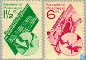Postage Stamps - Netherlands [NLD] - Gouda Windows