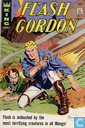 Flash Gordon. Flash is ambushed by the most terrifying creatures in all Mongo