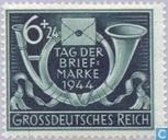 Postage Stamps - German Empire - Day Stamp
