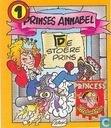 Strips - Prinses Annabel - De stoere prins