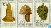 Briefmarken - Deutschland [DEU] - Archäologischen Erbes