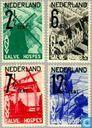 Postage Stamps - Netherlands [NLD] - ANVV