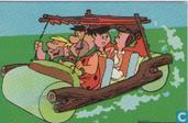 Fred, Wilma, Barney en Betty