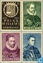 Postage Stamps - Netherlands [NLD] - Prince William I 1533-1584
