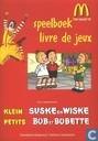 Speelboek/Livre de jeux 3