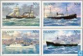 Postschepen