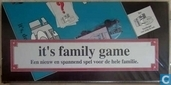 It's family game