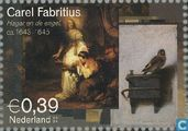 Timbres-poste - Pays-Bas [NLD] - Carel Fabritius
