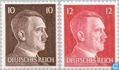 Timbres-poste - Empire allemand - Adolf Hitler, 1889-1945