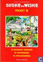 Comic Books - Willy and Wanda - De geverniste zeerovers + De poppenpakker + De speelgoedspiegel