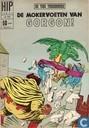 De mokervoeten van Gorgon!