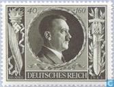 Postage Stamps - German Empire - Hitler, Adolf, 1889-1945 Birthday