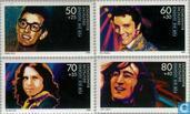 Postage Stamps - Germany, Federal Republic - Rock and Pop Music