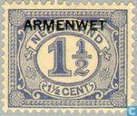 Postzegels - Nederland [NLD] - Armenwet