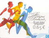 Postage Stamps - Finland - Athletics World Championships