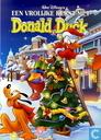 Een vrolijke kerst met Donald Duck