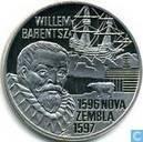 """Penningen / medailles - Fantasie munten - Nederland 5 Euro 1996 """"Willem Barentsz"""""""