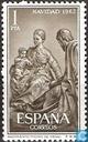 Postzegels - Spanje - Kerstmis