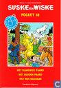 Comic Books - Willy and Wanda - Het gouden paard + Het rijmende paard + Het ros Bazhaar