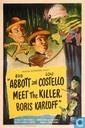 Abbott & Costello Meet the Killer, Boris Karloff
