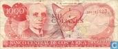 Costa Rica colones 1000