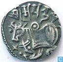 Hindu-Shahi Jital van Kamaluka 903-915 n.Chr.