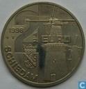 Penningen / medailles - Lokaal geld - Schiedam 2,50 euro 1998 - De Vrijheid