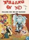 Paling en Ko op safari