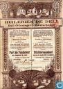 Huileries de Deli (Deli Olieslagerij Maatschappij), Stichtersaandeel, 1914