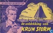 Strips - Kapitein Rob - De ontdekking van Krijn Storm