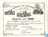 Maatschappij voor Landontginning, Permieleening, 1873