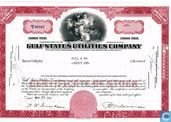 Gulf States Utilities Company, Certificate for less than 10 shares, Common stock
