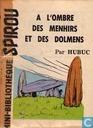 A l'ombre des menhirs et des dolmens