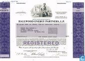 Hallwood Energy Partners, L.P., Certificate of registered units
