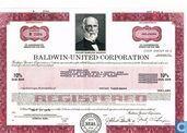 Securities and bonds - Baldwin-United Corporation - Baldwin-United Corporation, Certificate of subordinated debenture