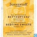 11 Bio-Bengelchen BETTHUPFERL Kräutertee   Cheeky Cherubs BEDTIME SWEETS Herbal Tea