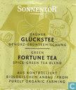 10 Grüner GLÜCKSTEE Gewürz-Grünteemischung   Green FORTUNE TEA Spice-Green Tea Blend