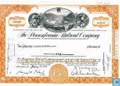 The Pennsylvania Railroad Company, Certificate for less than 100 shares, Capital stock