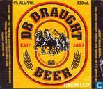 Beer labels - Db Brewery Auckland - Db Draught Beer
