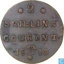 Norway 2 skilling 1810