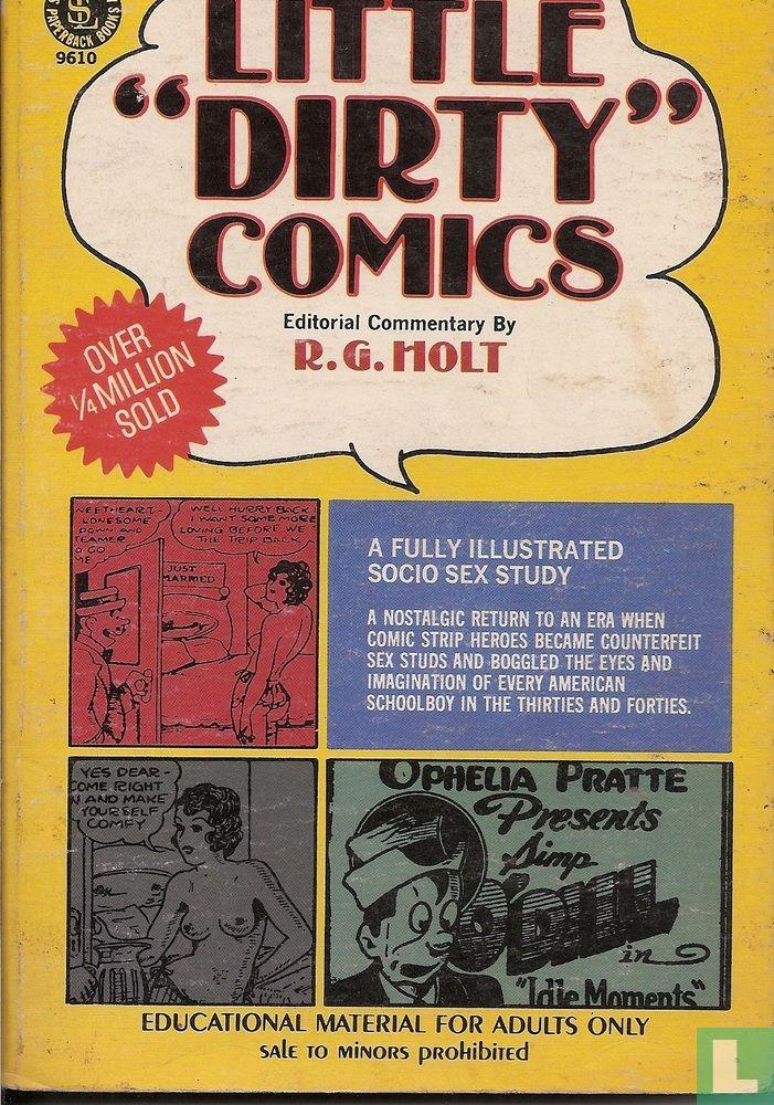 Comics dirty BLACK WHITE