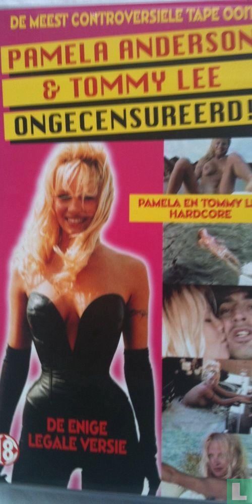Pamela Anderson & Tommy Lee ongecensureerd! VHS - VHS