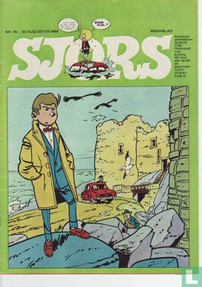 Sjors [1968-1975] (tijdschrift) - Sjors 35