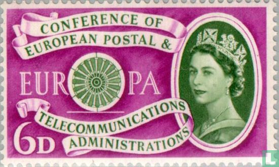 Great Britain - Europa – Spoked Wheel